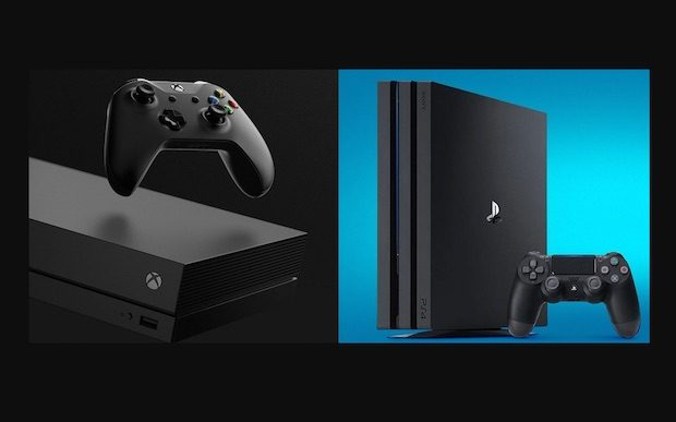 Microsoft, Xbox One X Ön Sipariş Satışlarını Başlattı