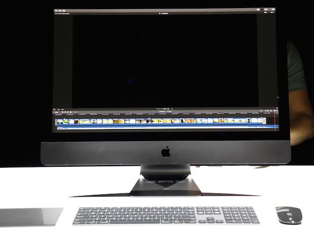 Yeni iMac Pro, Tanıdık Bir Tasarıma Daha Koyu Bir Dönüş