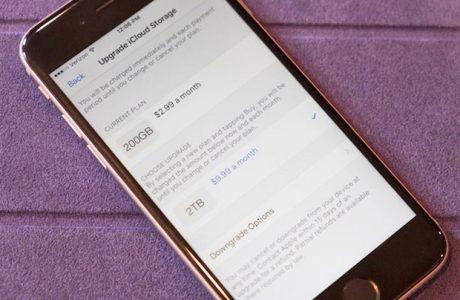 Apple 2TB iCloud Depolama Planı Şimdi Aylık 10 Dolar, Kaçırmayın!