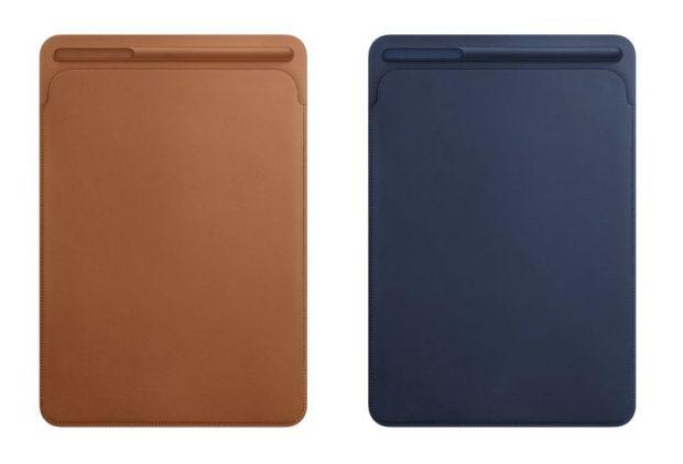 4 Renk Seçeneğiyle Yeni iPad Kalem Kılıfları Sadece 29$