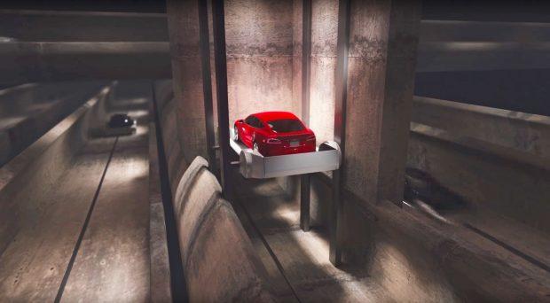 Yeraltı Trafik Tünellerini ilk Kullanan Los Angeles