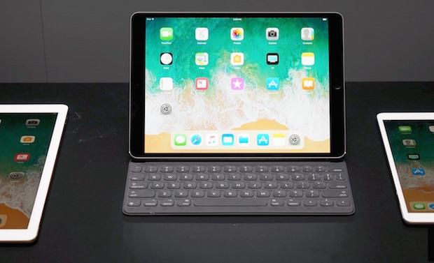 Yeni iPad Pro 10.5-inç, Tanıdık Vücuda Daha Büyük Ekran