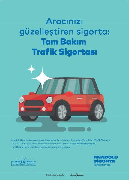 Tam Bakım Trafik Sigortası, Trafik Sigortasına Kasko Özellikleri Ekleyen Paket