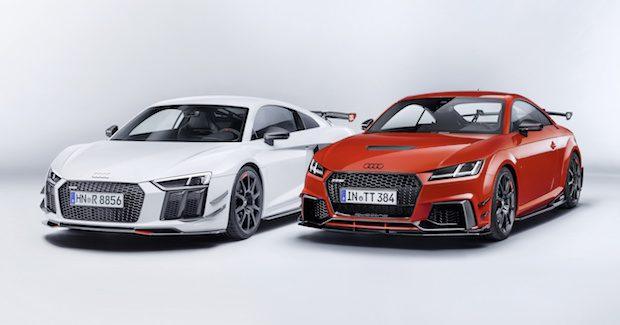 Audi Sport Performans Parçaları Üretmeye Başladı, Yeni Retrofit Serisi