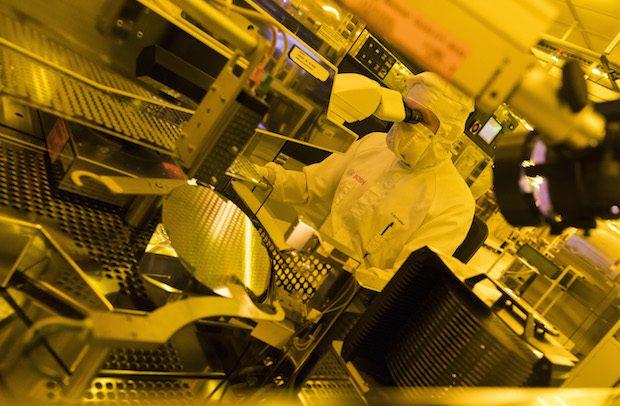 Bosch Yeni Yonga Plakası Fabrikası Dresden'de Kuruluyor