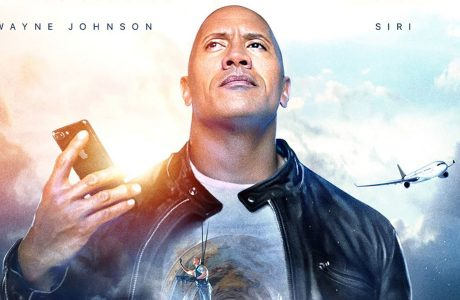 The Rock x Siri: Dwayne Johnson Siri Temalı Filmde İZLEYİN!