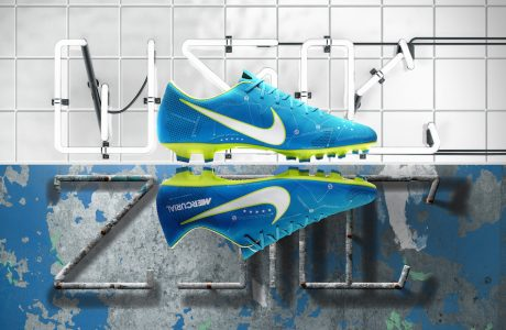 Nike'tan Neymar JR.'a Brezilya Bayrağından Esinlenen Mercurial