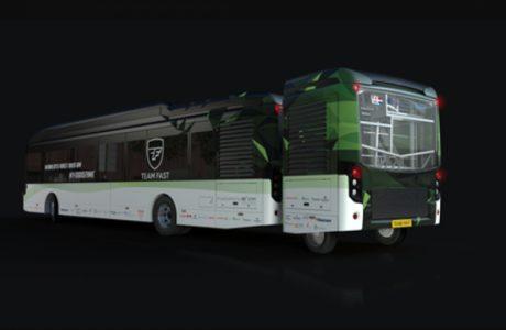 Formik Asitten Güç Alan Otobüs Bu Yıl Yola Çıkabilir