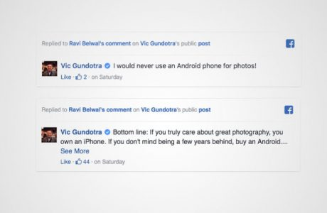 Android Telefonların iPhone'dan Daha Kötü Resim Çekmesinin Nedeni?