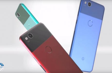 Google Pixel 2 XL Muhteşem Olacak, Pixel 2 XL 3D Render [Video]