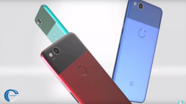 LG Üretimi Google Pixel 2 XL FCC Belgelerinde Ortaya Çıktı