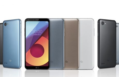 LG Q6+, Q6 ve Q6α, LG G6'nın Yeni Mini Konsepti Ortaya Çıktı