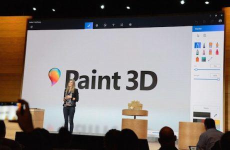 Microsoft Paint Ücretsiz Ayrı Bir Uygulama Oluyor, Peki MS Paint 3D?