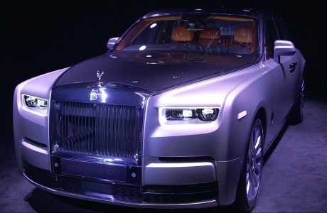 Yeni Rolls-Royce Phantom VIII, Dünyanın En Sessiz V12 Motoruna Sahip
