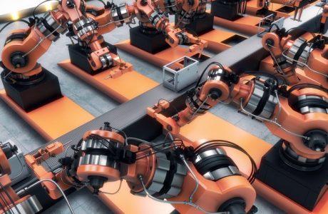 Küresel işsizliğin Sorumlusu ROBOTLAR, İmalat İşlerini Ele Geçirdiler