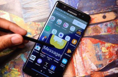 157 Ton Samsung Galaxy Note 7 Hurdası Nasıl Değerlendirilecek?