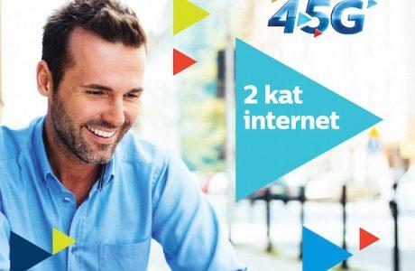 Mobil İnterneti İKİYE KATLAYAN Kampanya Türk Telekom'dan