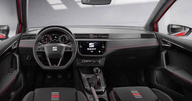 Yeni Seat Arona 2017, Tüm Özellikleriyle Yeni Kompakt Crossover