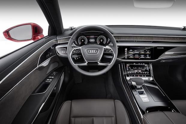 Yeni Audi A8 2018 3.0 TDI Seçeneğiyle 2018'in ilk çeyreğinde Türkiye'de