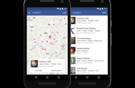 Facebook Wi-Fi Bul – Find Wi-Fi Özelliği Şimdi Herkes için Kullanılabilir