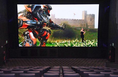 Sinema Salonlarını Değiştirecek ADIM, 10.3 Metrelik DEV LED EKRAN