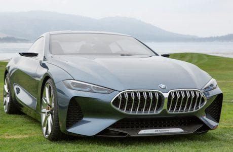Yeniden Tasarlanan BMW 8 Serisi ve Z4 RoadSter Daha Agresif, Daha Şık