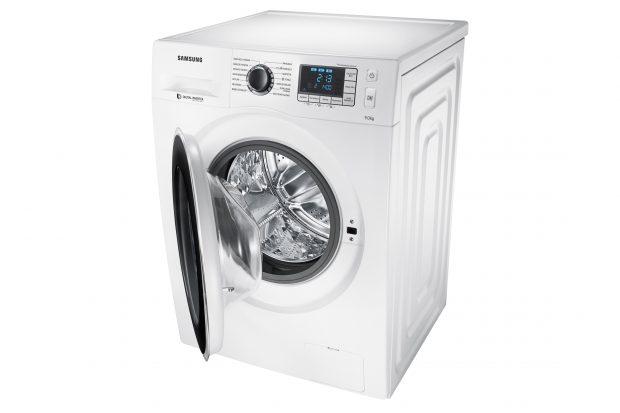 Samsung Yeni Çamaşır Makinesini Tanıttı, 10 YIL Motor Garantili 1799 TL