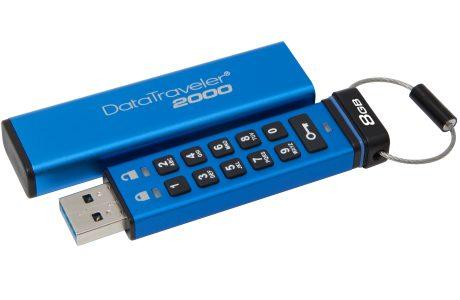 Yeni Şifreli DataTraveler 2000 4GB ve 8GB Seçenekleri Satışta!