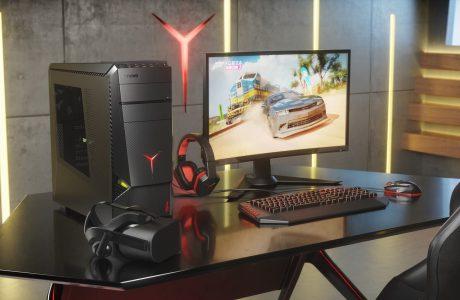 VR Destekli Yeni Lenovo Legion Tower Masaüstü Serisi Tanıtıldı