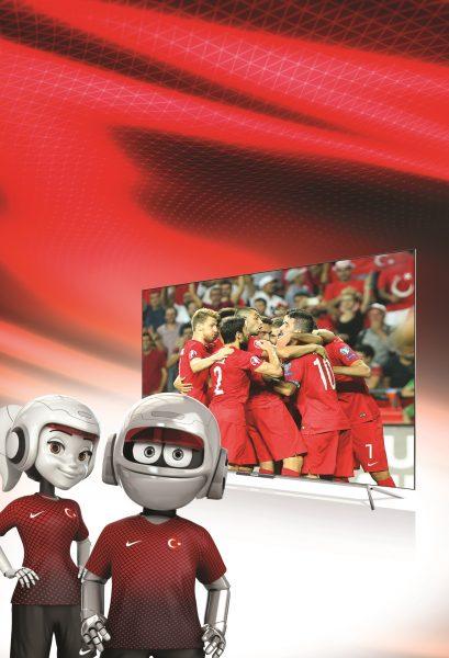 Arçelik 4K UHD TV'lerde 1000 TL'ye Varan indirim