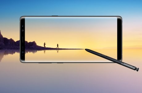 Sonsuz Ekranlı Samsung Galaxy Note8 ile Büyük işler Yapın