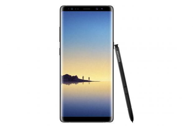 Samsung Galaxy Note 8 18 Eylül