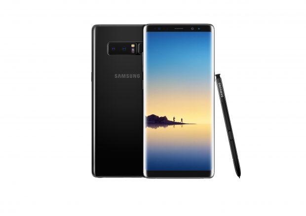 Sonsuz Ekranlı Samsung Galaxy Note8 ile Büyük İşler Yapın