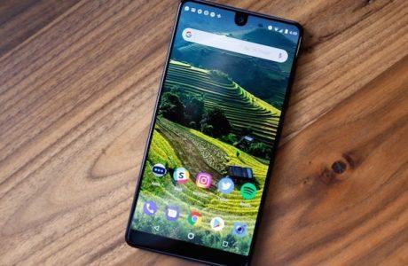 Android Oreo 8.1 Essential Phone için Nihayet Kullanılabilir Oldu