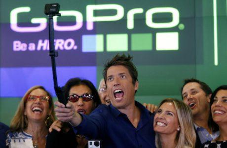 GoPro Hız Kazandı, Hero6 ve Fusion Bu Yıl Şirketi Kâra Geçirebilir