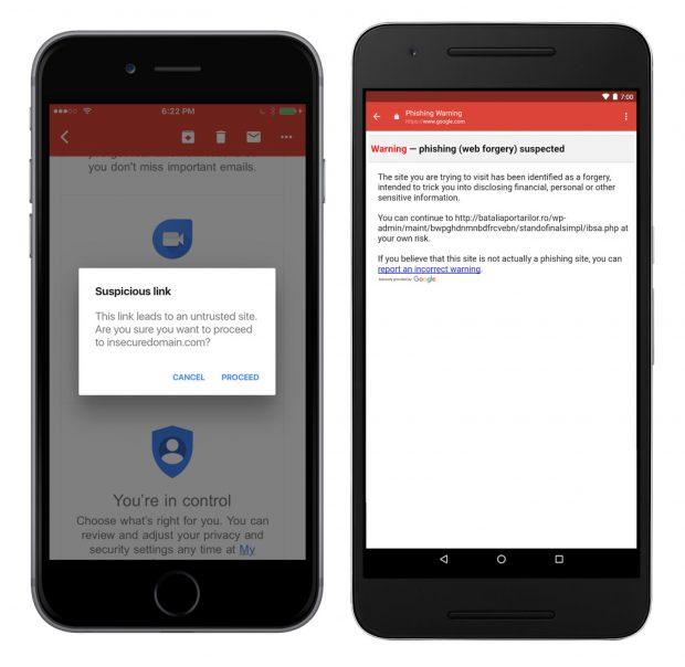 Gmail iOS Kimlik Avı Saldırılarına Karşı Ekstra Güçlendirildi