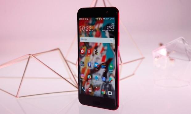 HTC U11 Bluetooh 5.0 Desteği Android O ile Birlikte Gelecek