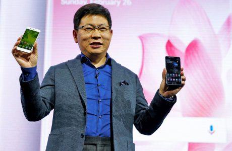 Huawei Apple'a Evinde Rakip Oluyor, AT&T 2018 Satmaya Başlıyor