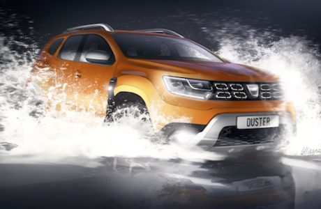 Yeni Dacia Duster 2018, Dacia Efsanevi SUV Modelini Yeniliyor