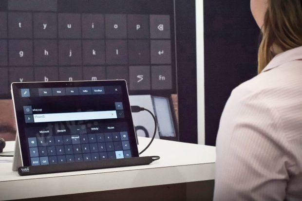 Windows 10 Göz Kontrolü, Microsoft Erişilebilirlik Özelliklerine Yenisini Ekledi