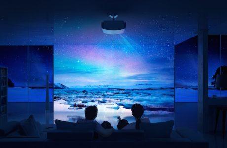 IFA Berlin'de 4K SXRD Panelli Üç Yeni Sony Ev Sineması Projektörü