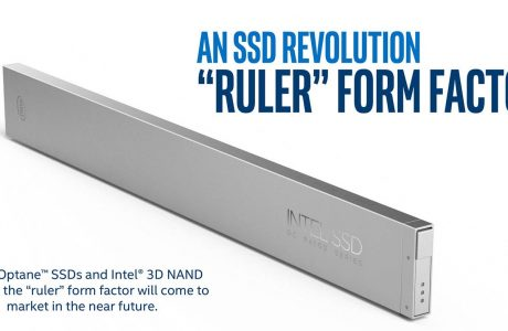 Intel RULER SSD Disk, PetaByte Seviyesinde Yeni SSD Disk Türü