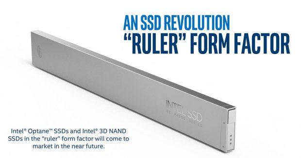 Intel Ruler SSD 32TB