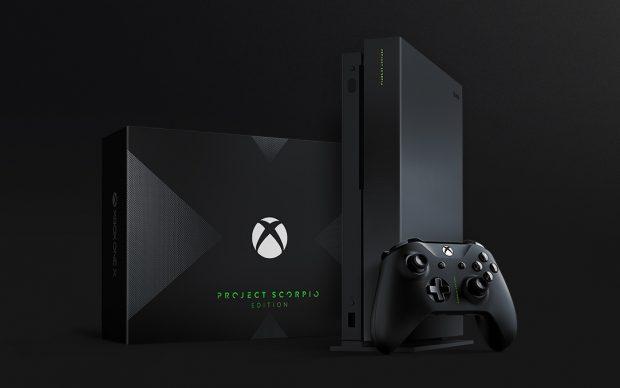 Xbox One X Project Scorpio Edition Türkiye Fiyatı 2899TL