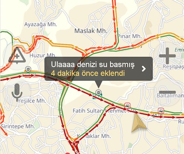 Yoğun Trafikten Bunalan Sürücülerin Matrak Trafik Yorumları