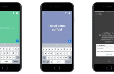 WhatsApp Metin Durumu Özelliklerini Renklendirdi
