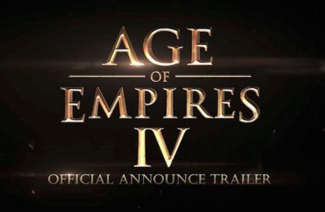 Microsoft Age of Empires IV'ü Duyurdu, Efsanenin Yenisi Geliyor