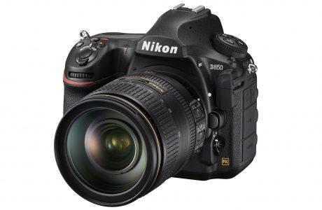 Nikon D850 DSLR Hız ve Çılgın Çözünürlüğü Harmanlıyor