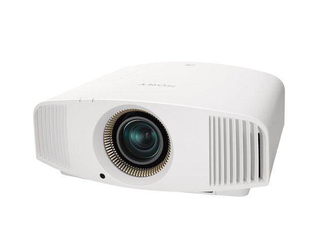 4K SXRD Panelli Üç Yeni Sony Ev Sineması Projektörü