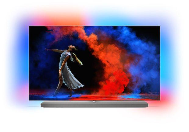 Yeni Philips 65-inç OLED 9 Serisi Özellikleri ile Büyülüyor